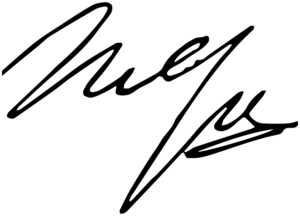 Neil Young's Signature